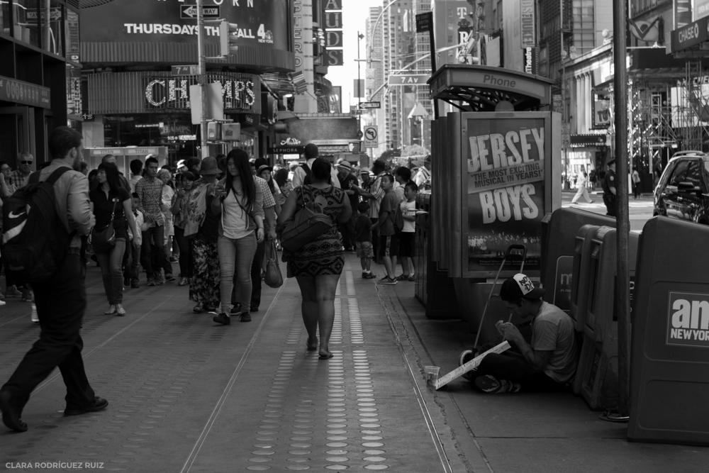 Nueva York, amante de unanoche