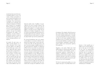 Diseño editorial III