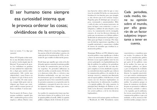 Diseño editorial I