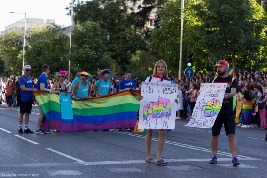 World Pride Madrid |2017