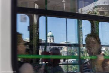 Buda desde un tranvía